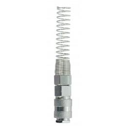 Szybkozłączka 12X8 NW 7,2 (standard) ze sprężyną
