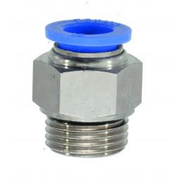 Złączka prosta wtykowa plastikowa EPC-10-01