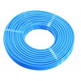 Przewód poliuretanowy PU 5X3 BLUE